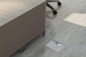 Imagem 4 - Zigus, piso escritorio